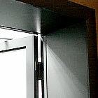 дверь с телескопической коробкой