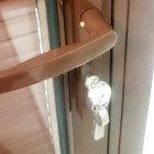 ручка СТН в офисной двери