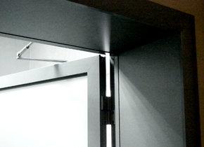Двери с телескопическими коробками подходят к любому проему